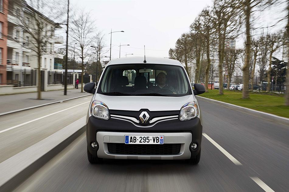 2014 Renault Kangoo Front