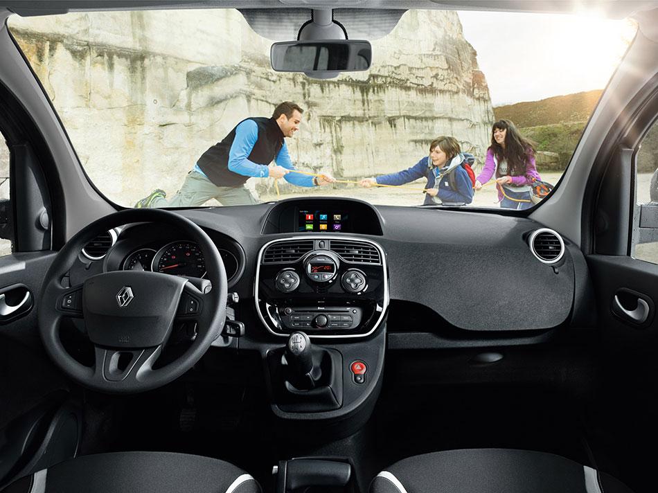 2014 Renault Kangoo Interior