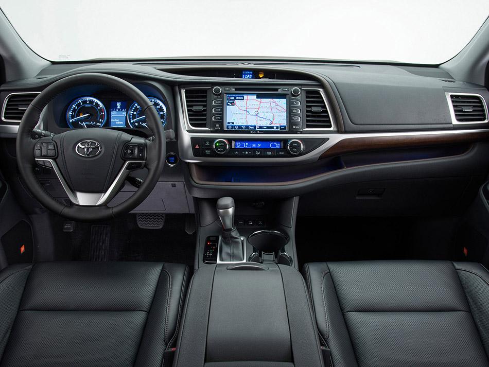 2014 Toyota Highlander Interior