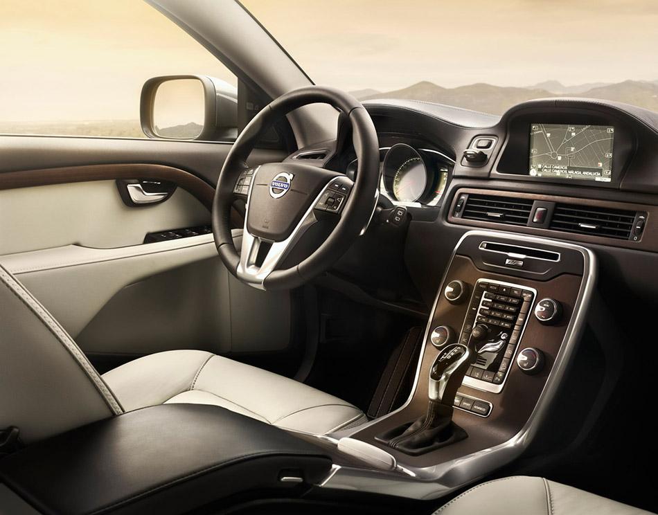 2014 Volvo S80 Interior