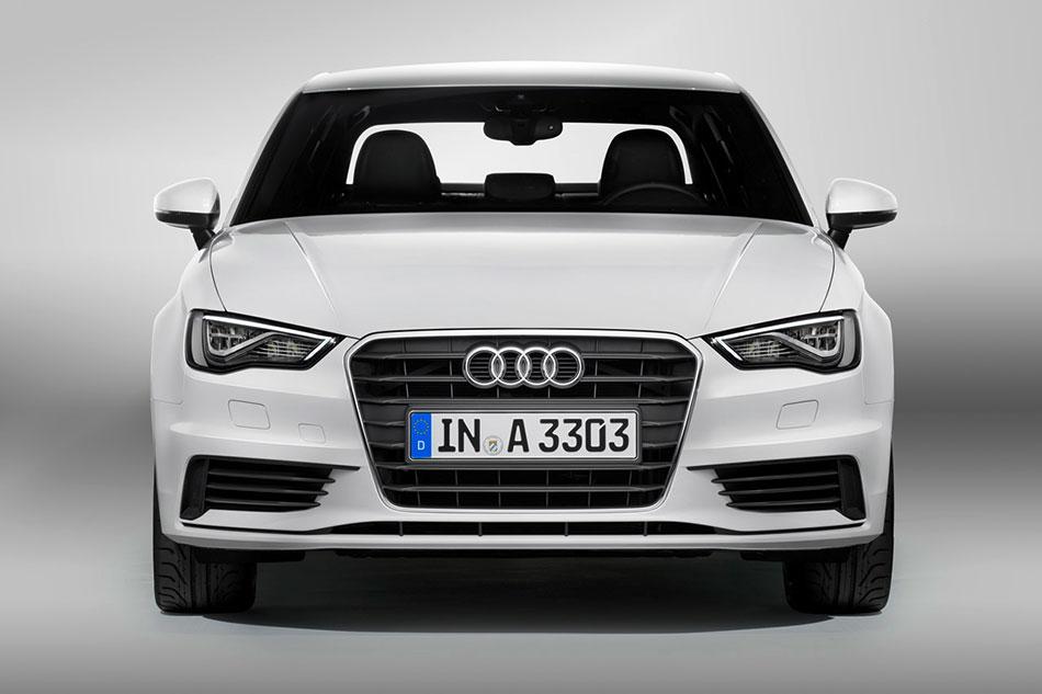 2015 Audi A3 Sedan Front
