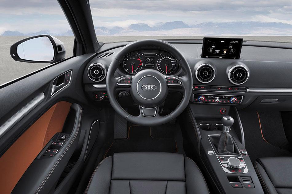 2015 Audi A3 Sedan Interior