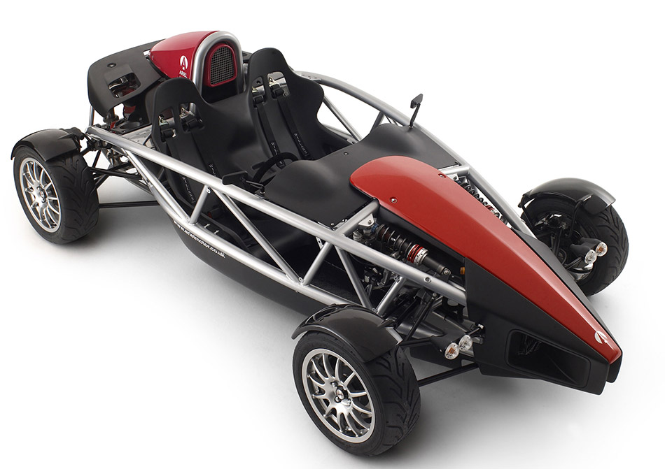 2008 Ariel Atom 3 Front Angle