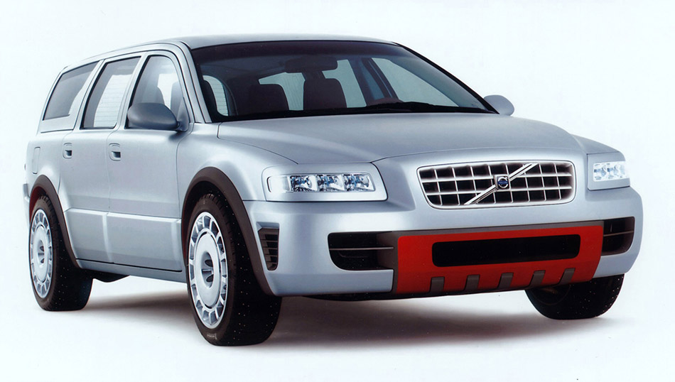 2002 Volvo ACC2 Front Angle