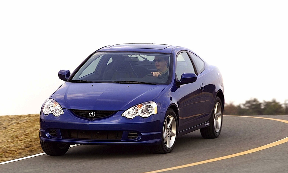 2003 Acura RSX Type-S Front Angle