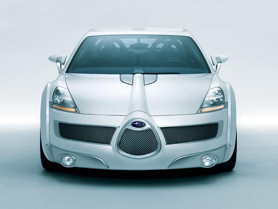 2003 Subaru B11S Concept Front