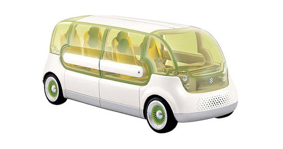 2003 Suzuki Mobile Terrace Front Angle