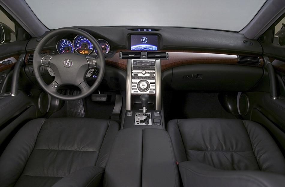 2004 Acura Prototype RL Interior