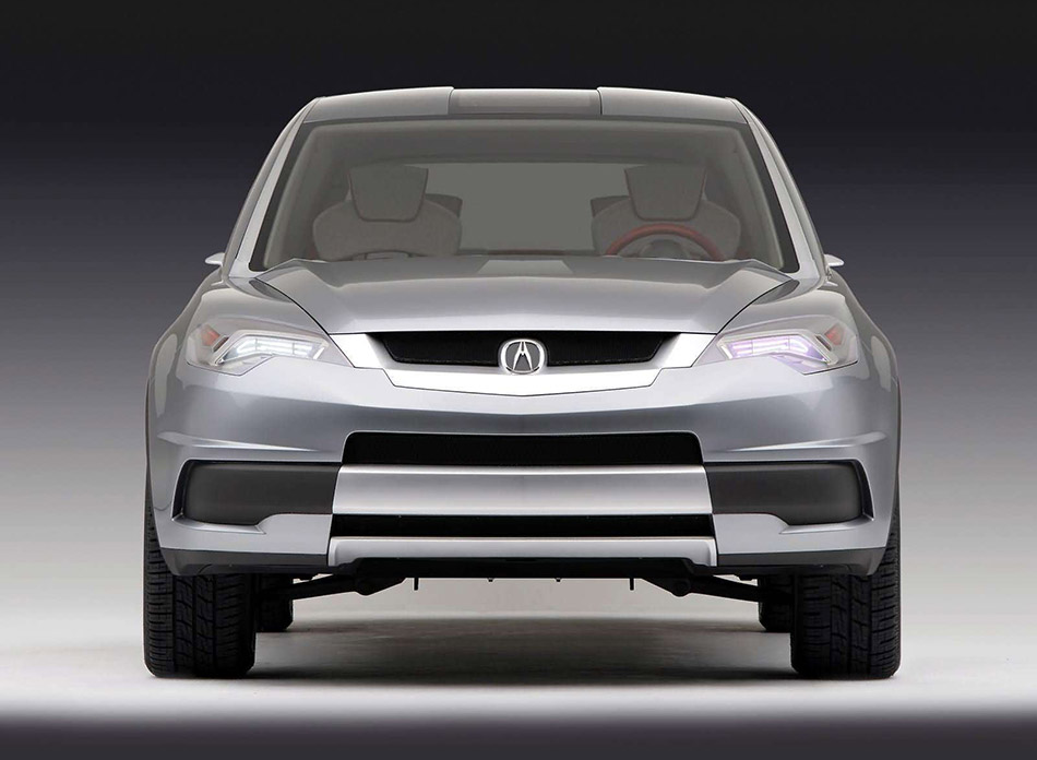 2005 Acura RD-X Front