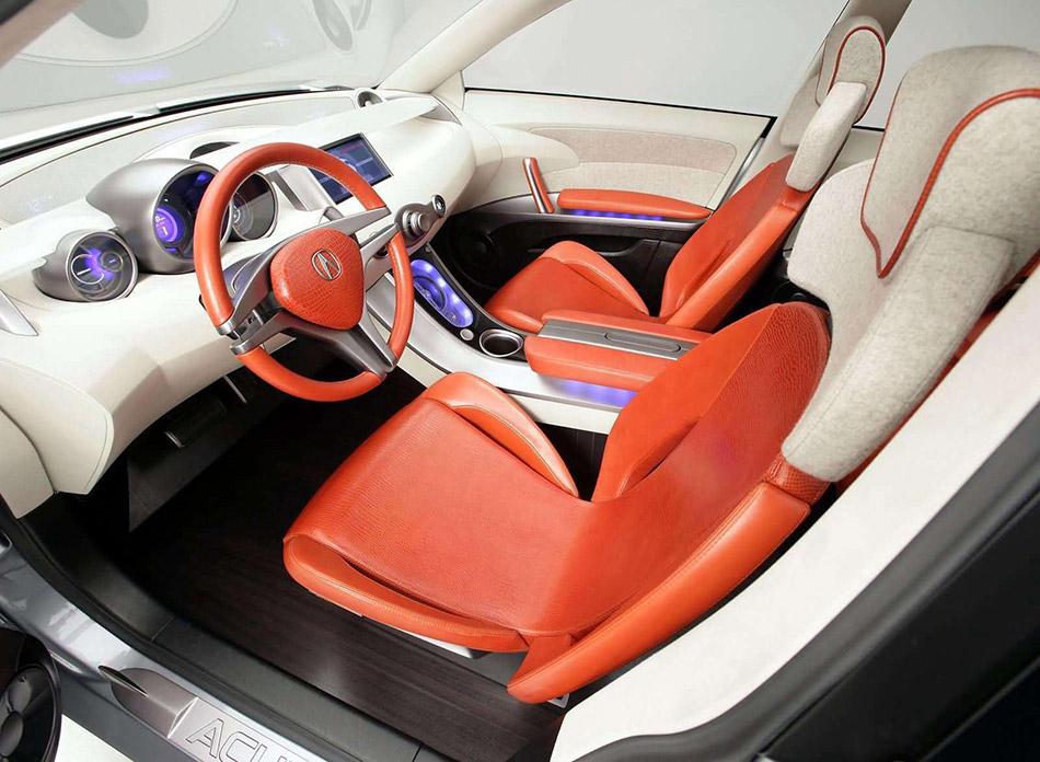 2005 Acura RD-X Interior