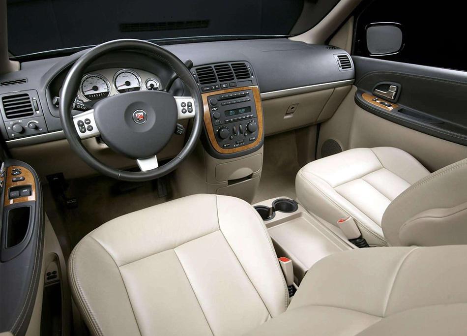 2005 Saturn Relay Interior