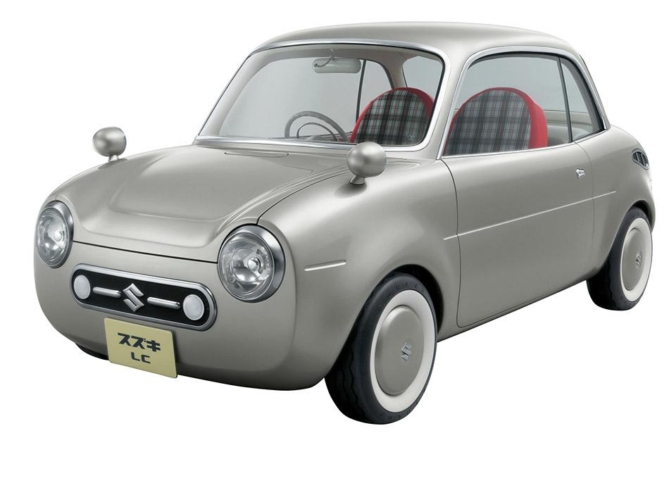 2005 Suzuki LC Concept Front Angle
