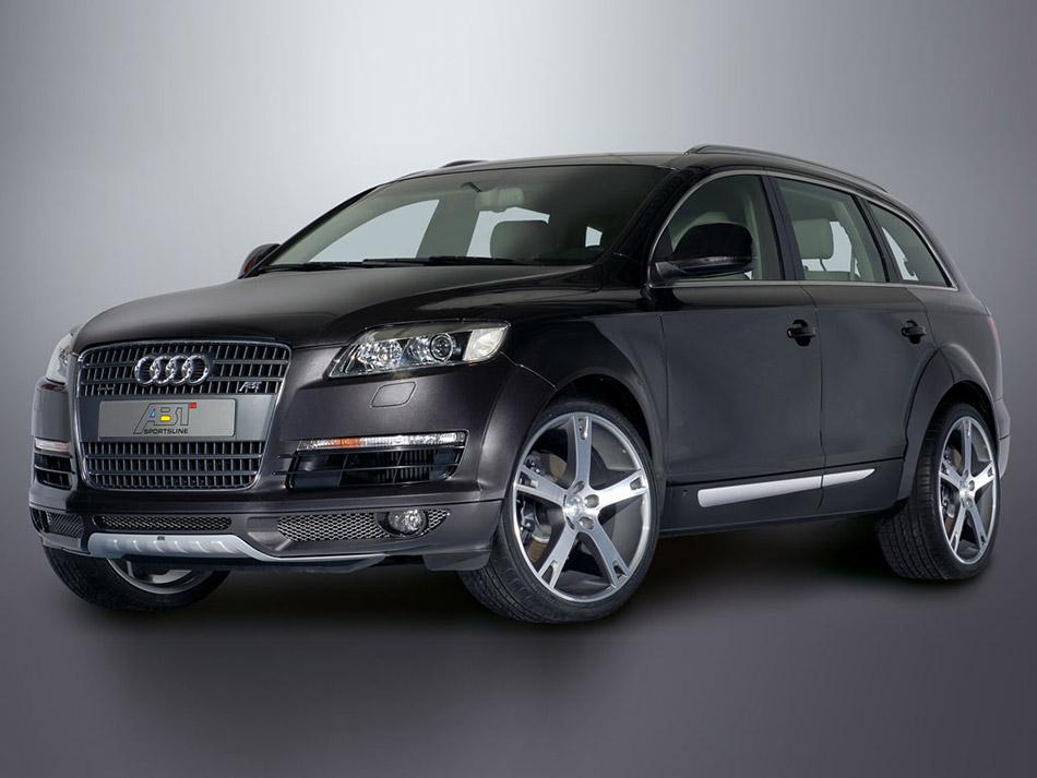 2006 ABT Audi Q7 Front Angle