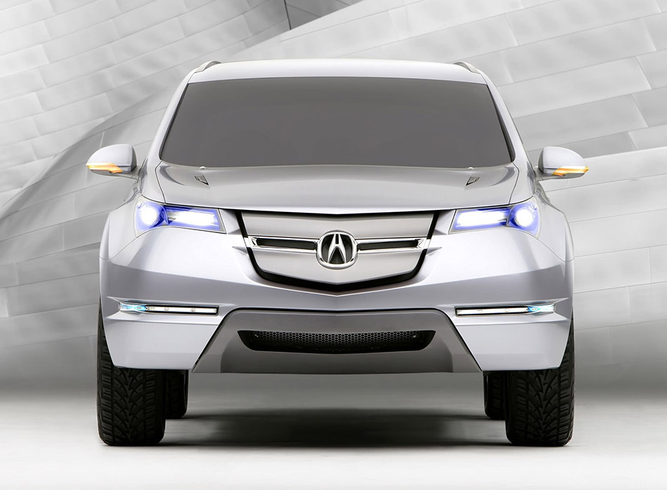 2006 Acura MD-X Concept Front