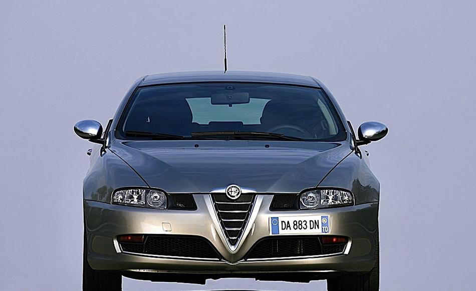 2006 Alfa Romeo GT2 Front