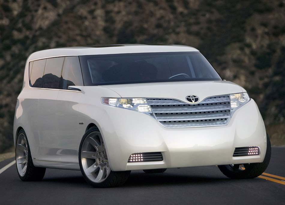 2006 Toyota F3R Concept Front Angle