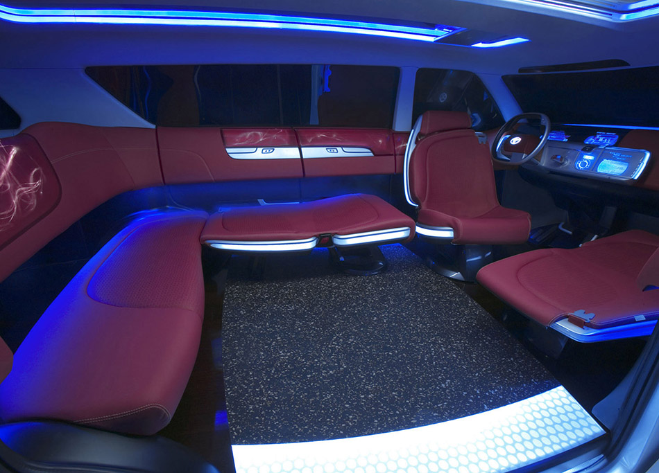 2006 Toyota F3R Concept Interior