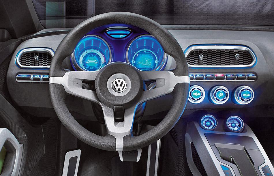 2006 Volkswagen Iroc Concept Interior