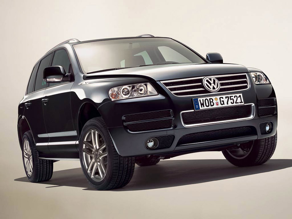 2006 Volkswagen Touareg Exclusive Edition Hd Pictures