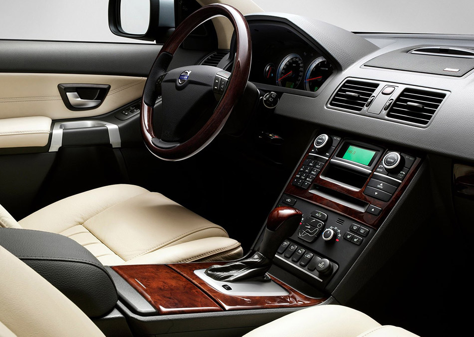 2006 Volvo XC90 Interior
