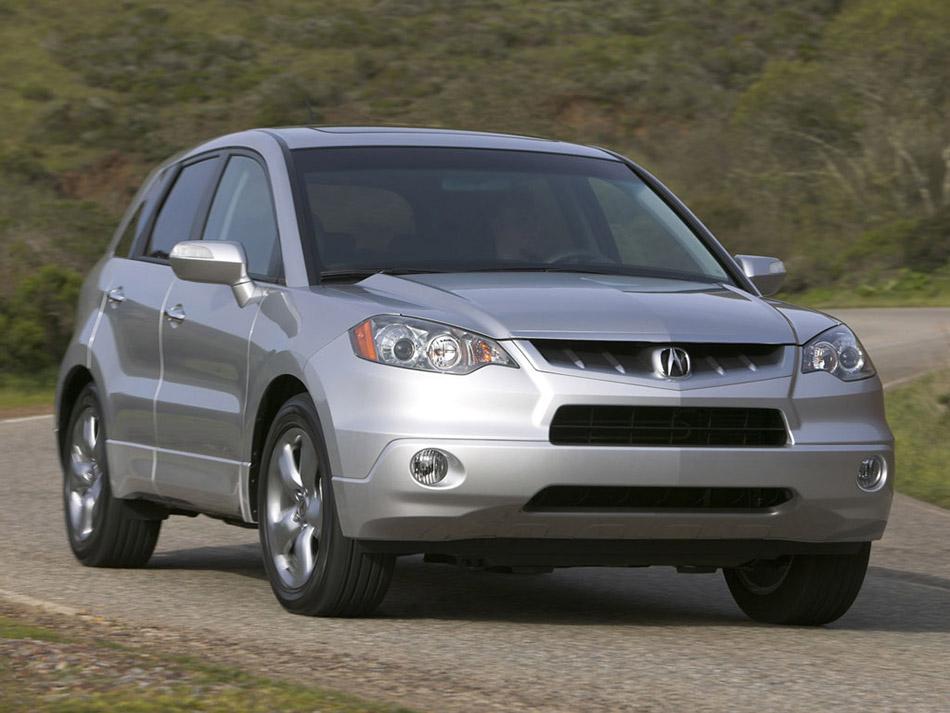 2007 Acura RDX Front Angle