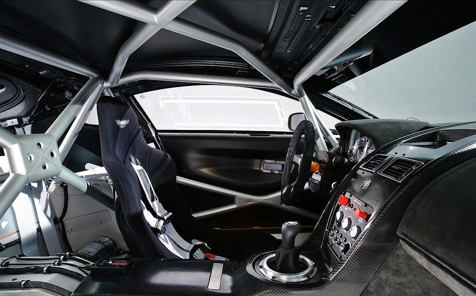 2007 Aston Martin V8 Vantage N24 Interior
