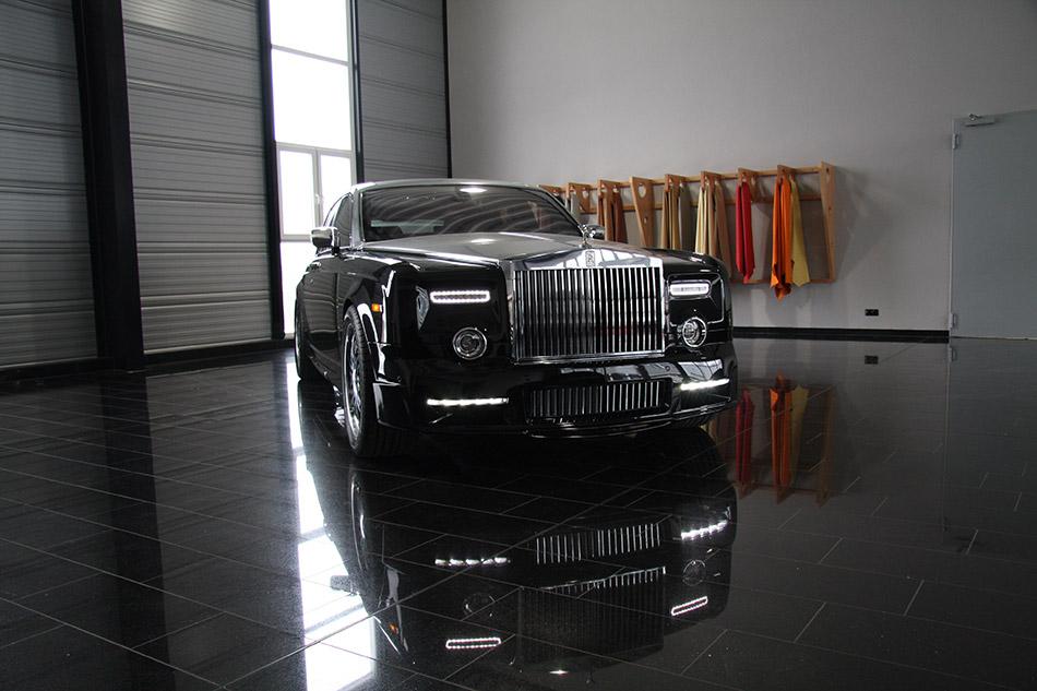 2007 MANSORY CONQUISTADOR Rolls Royce Phantom Front Angle
