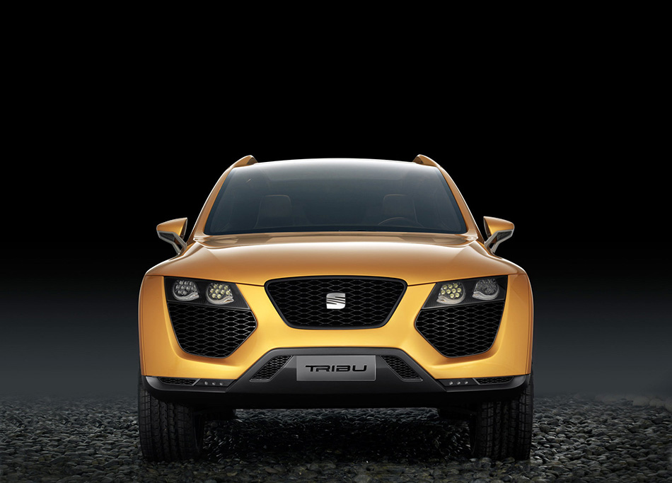 2007 Seat Tribu Concept Front
