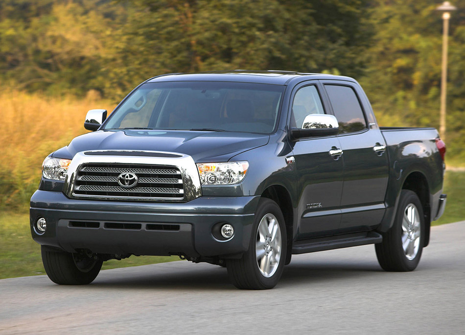 2007 Toyota Tundra Crewmax Hd Pictures Carsinvasion Com