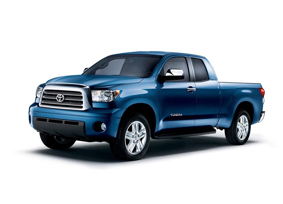 2007 Toyota Tundra Front Angle