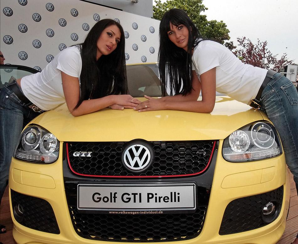 2007 Volkswagen Golf GTI Pirelli Girls