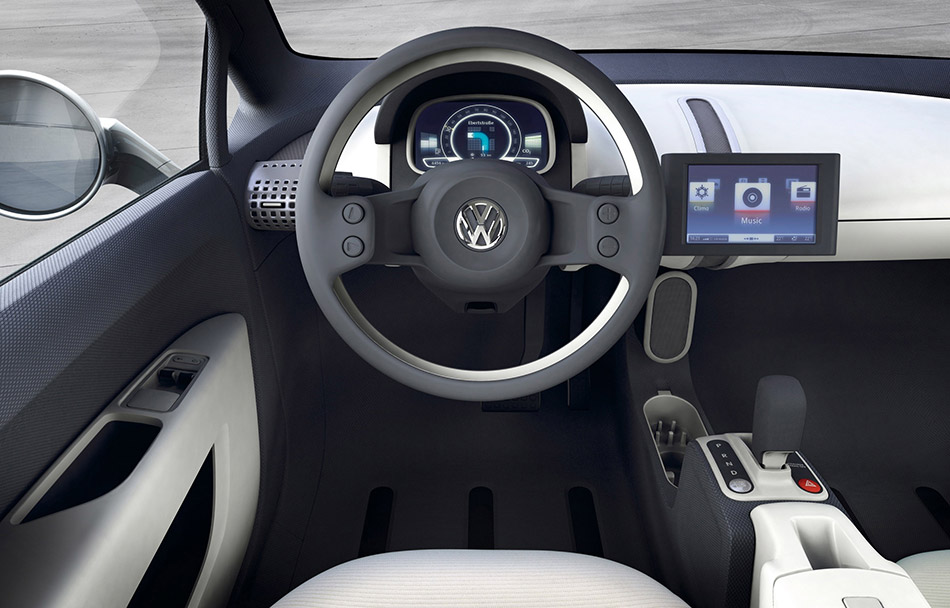 2007 Volkswagen Up Concept Interior