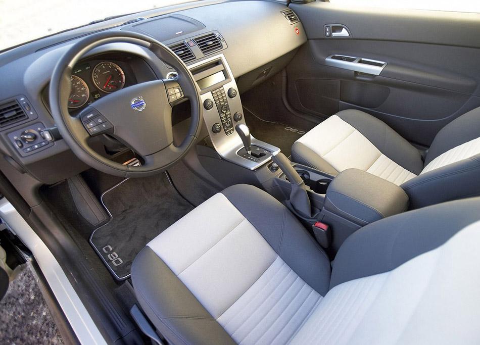2007 Volvo C30 Interior
