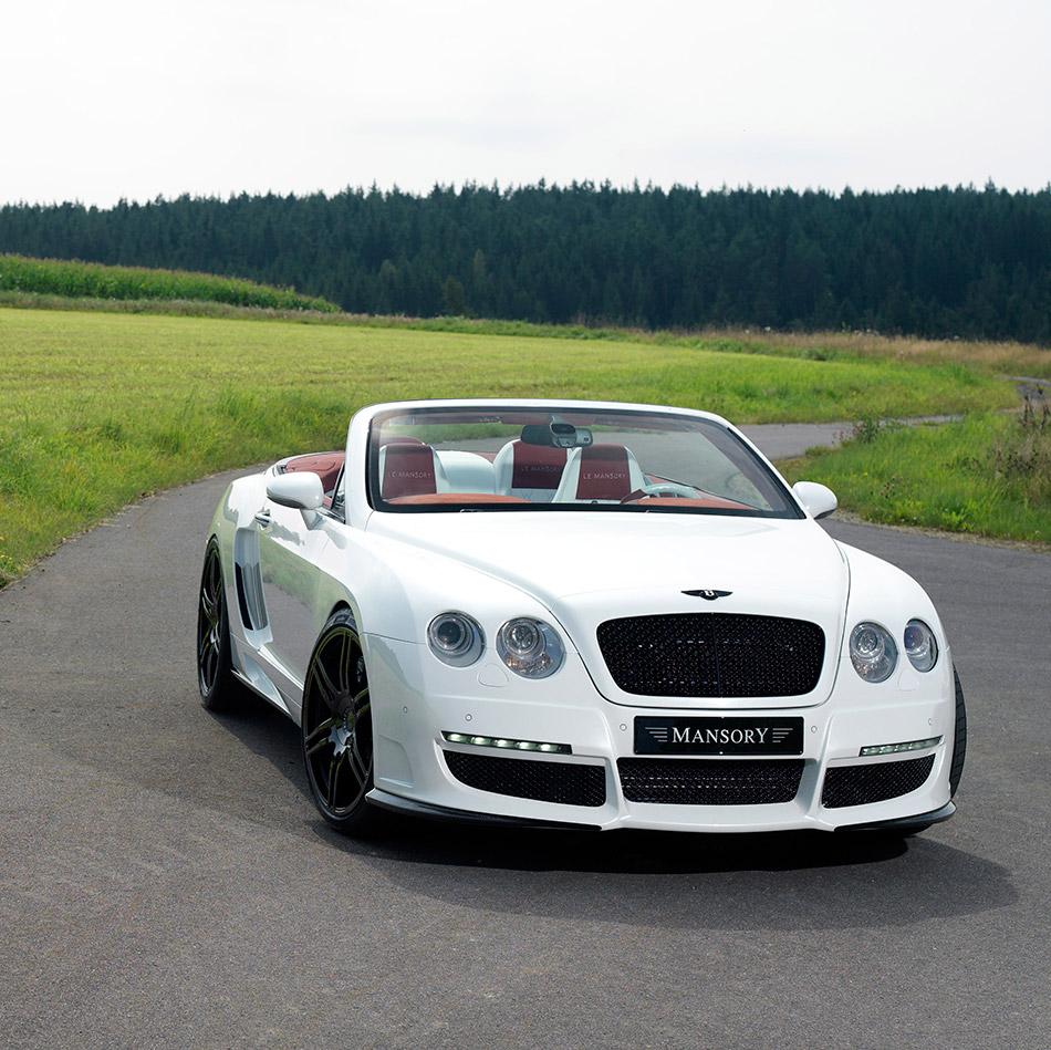 Bentley Continental Gtc Stock Photos Bentley Continental: 2008 LE MANSORY Bentley Continental GTC