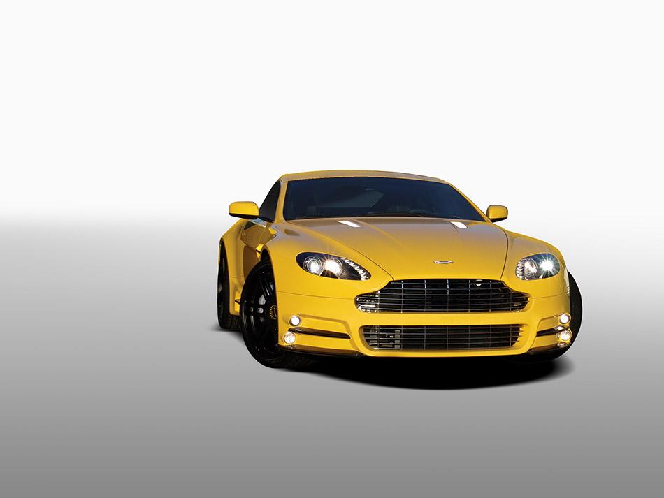 2008 MANSORY Aston Martin Vantage V8 Front Angle
