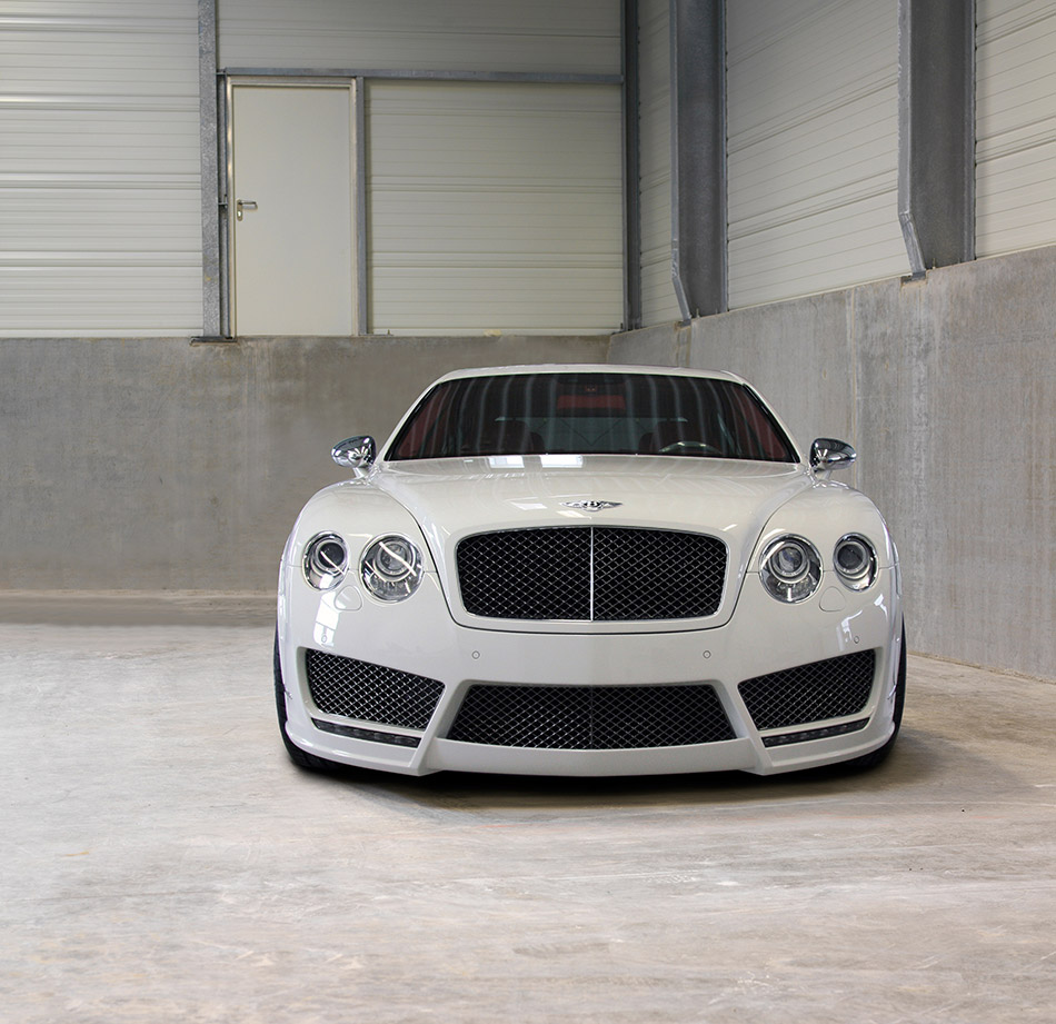 2008 MANSORY Bentley Flying Spur Speed Front
