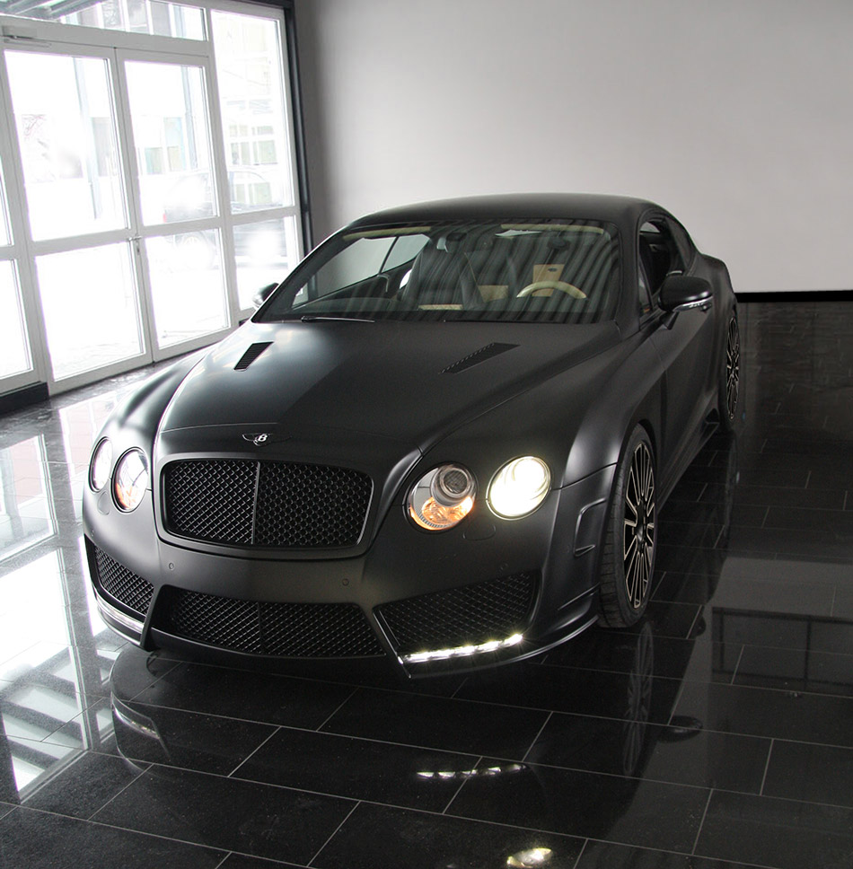 2009 MANSORY Bentley GT Speed Front Angle