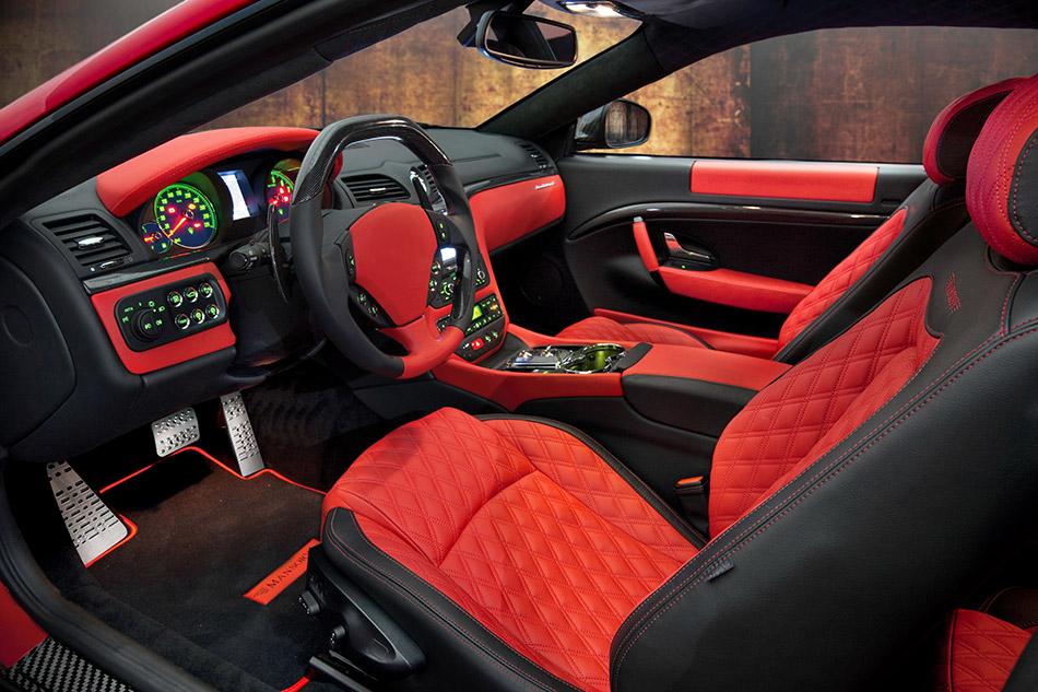 2010 MANSORY Maserati GranTurismo Interior