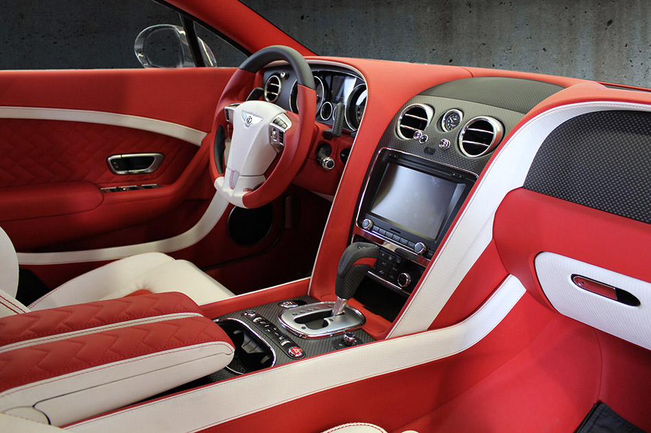 2011 MANSORY Bentley Continental GT Interior
