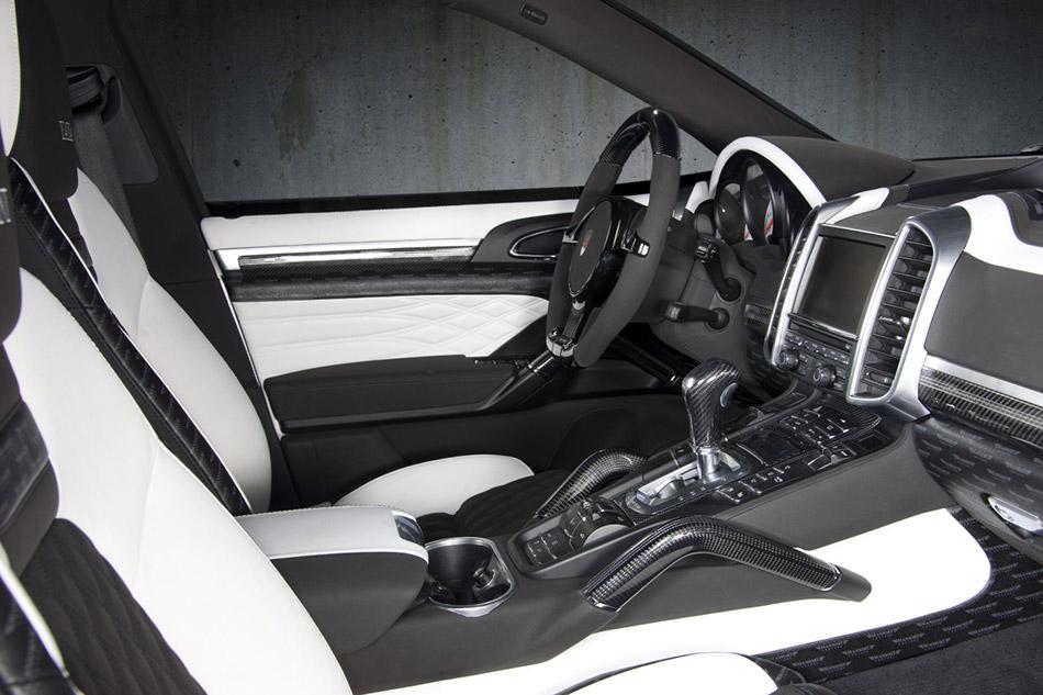 2011 MANSORY Porsche Cayenne Interior