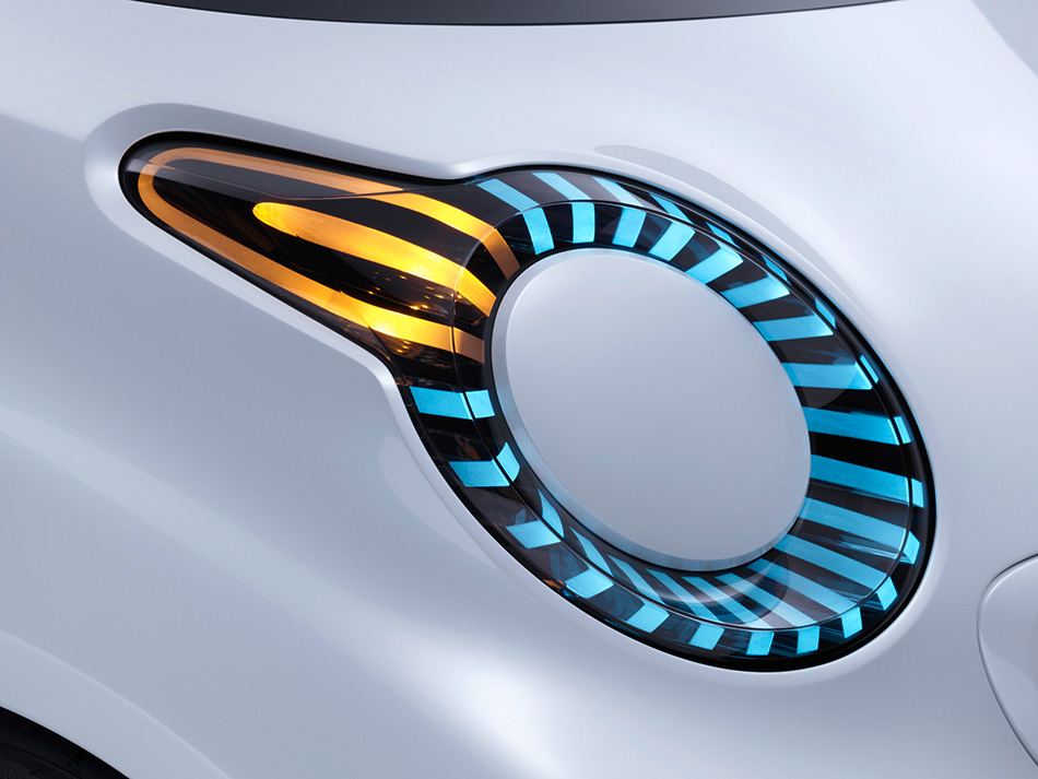 2011 Smart Forspeed Concept LED