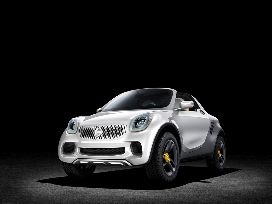 2012 Smart For-Us Study Front Angle