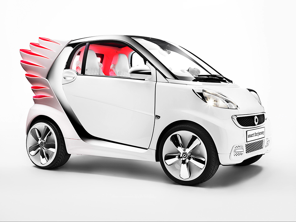 2012 Smart ForJeremy Front Angle