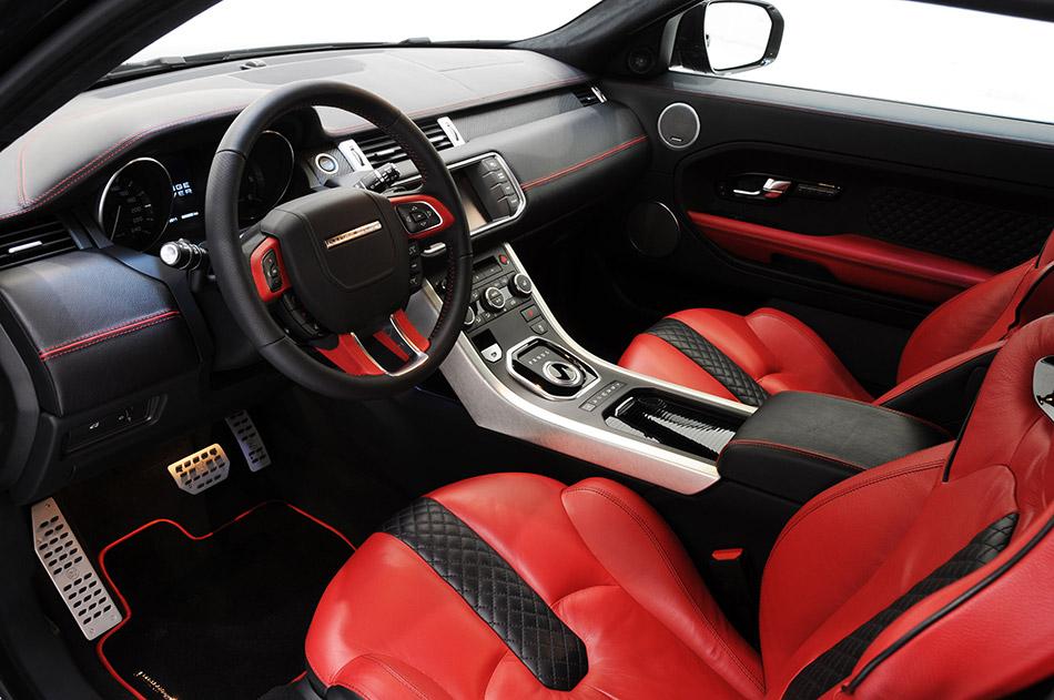 2012 Startech Range Rover Evoque Interior