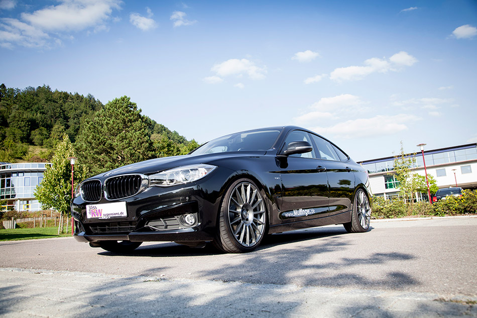 2013 BMW 3-series KW automotive GT Front Angle
