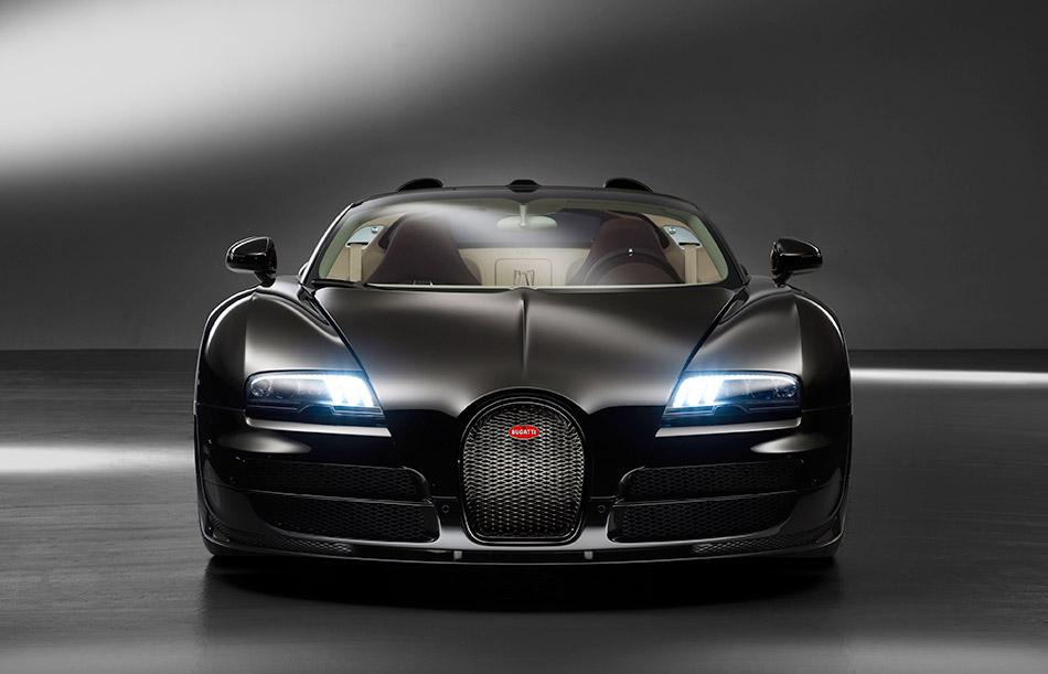 2013 Bugatti Veyron Jean Front