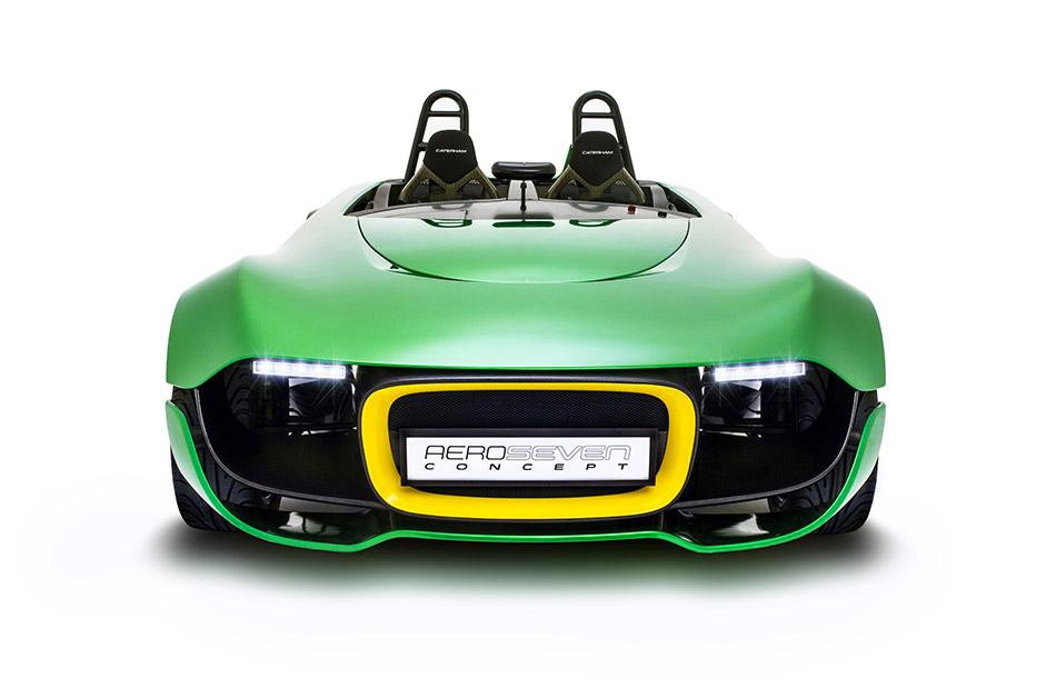 2013 Caterham AeroSeven Concept Front