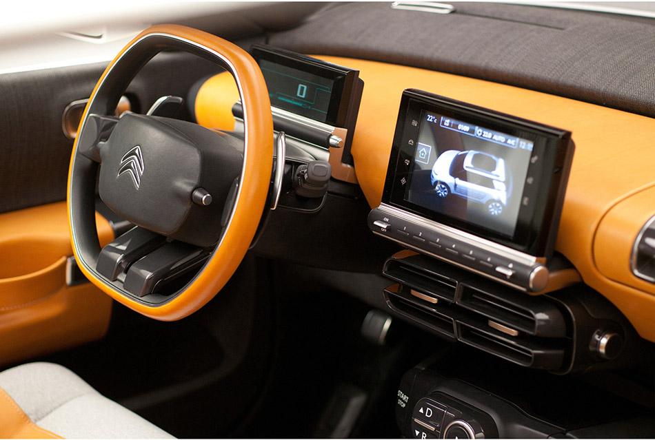 2013 Citroen Cactus Concept Interior