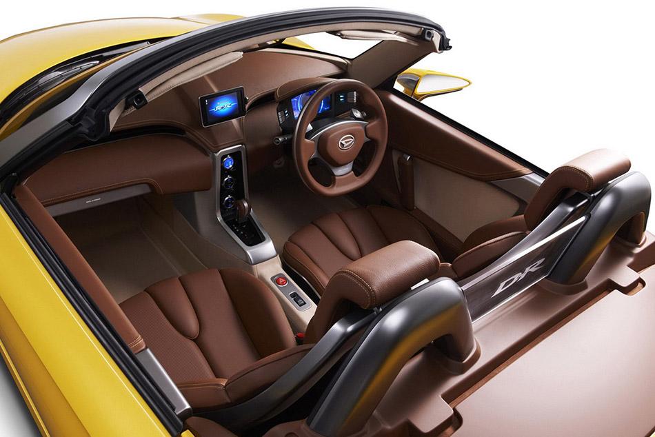2013 Daihatsu D-R Concept Interior
