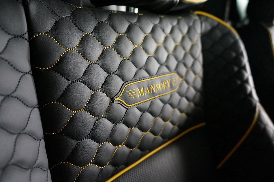2013 MANSORY GRONOS Mercedes-Benz G 63 AMG Interior